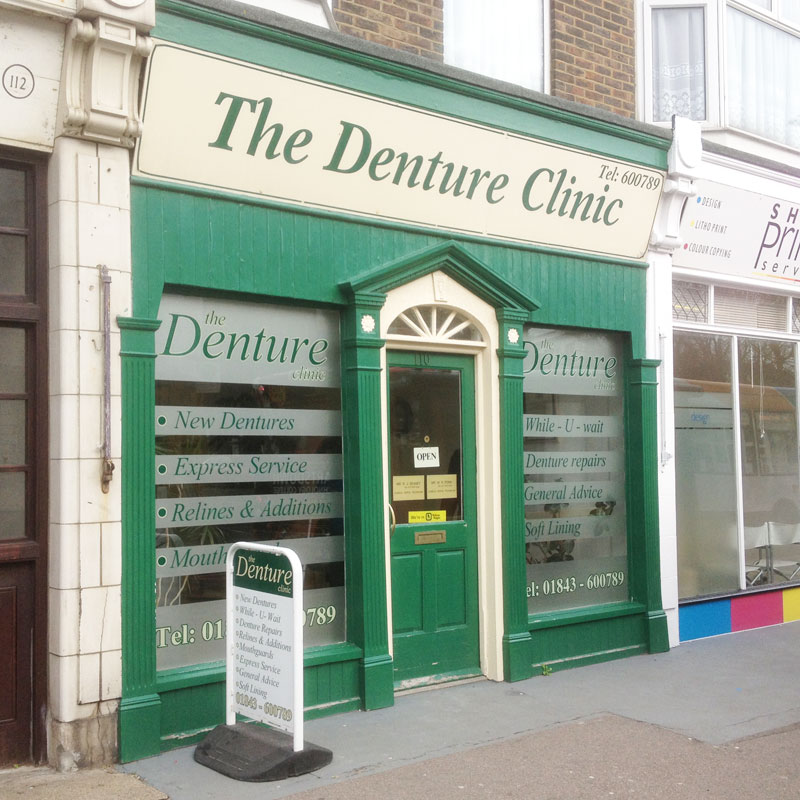 Service 1 from The Denture Clinic, Broadstairs