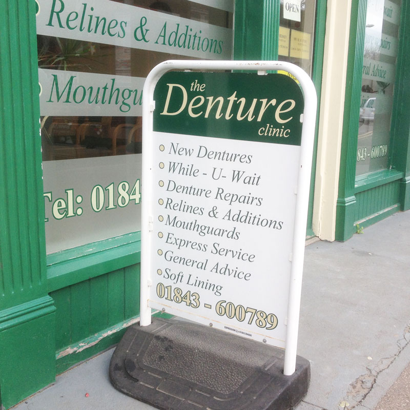 Service 2 from The Denture Clinic, Broadstairs